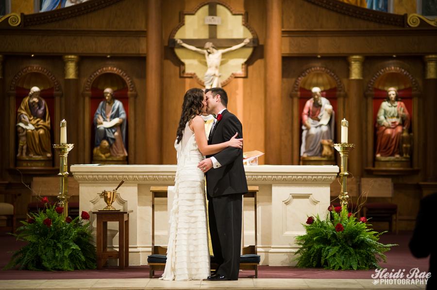 Heidi Rae - Saint-Williams wedding