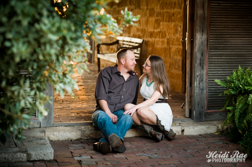 Gruene Texas Engagement Photos