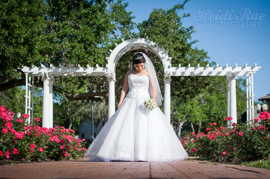 heritage park bridal portraits heidi rae photography