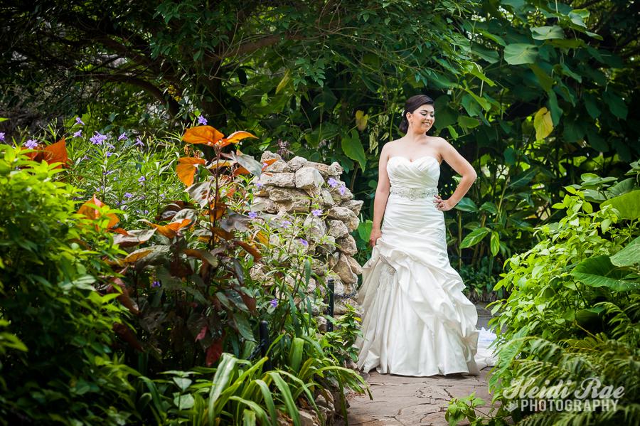 Japanese Tea Gardens Bridals Heidi Rae Photography