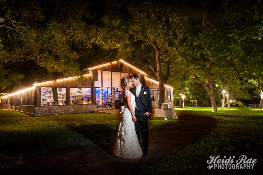 Pecan Grove Pavillion Wedding