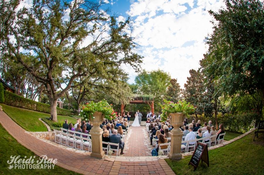 Heritage park corpus christi wedding