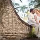 Ranch Wedding day portrait