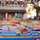 Awesome mexican themed tables