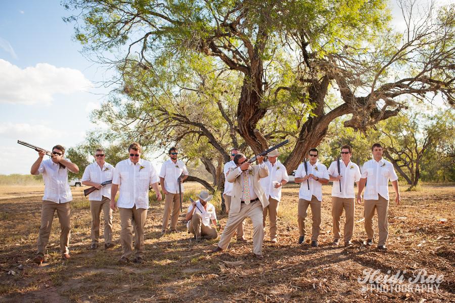 South Texas Ranch Wedding