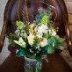 Wedding day boquet