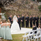 Wedding at Bridal Veil Falls