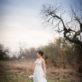 Mathis Texas Ranch Bridal Portrait