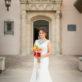 Bridal Portrait Landa Library San Antonio TX