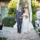 Dad walks bride down the aisle at Terrace Club