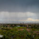 Rain in Las Vegas