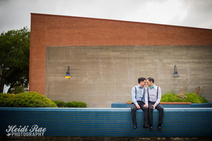 Couple at Ortiz Center