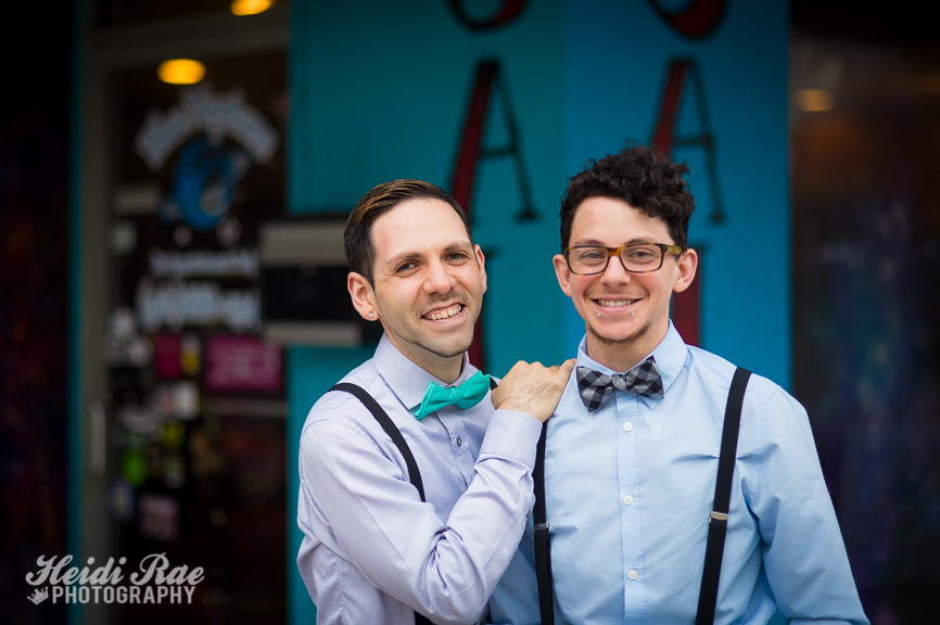 Downtown Corpus Engagment Session
