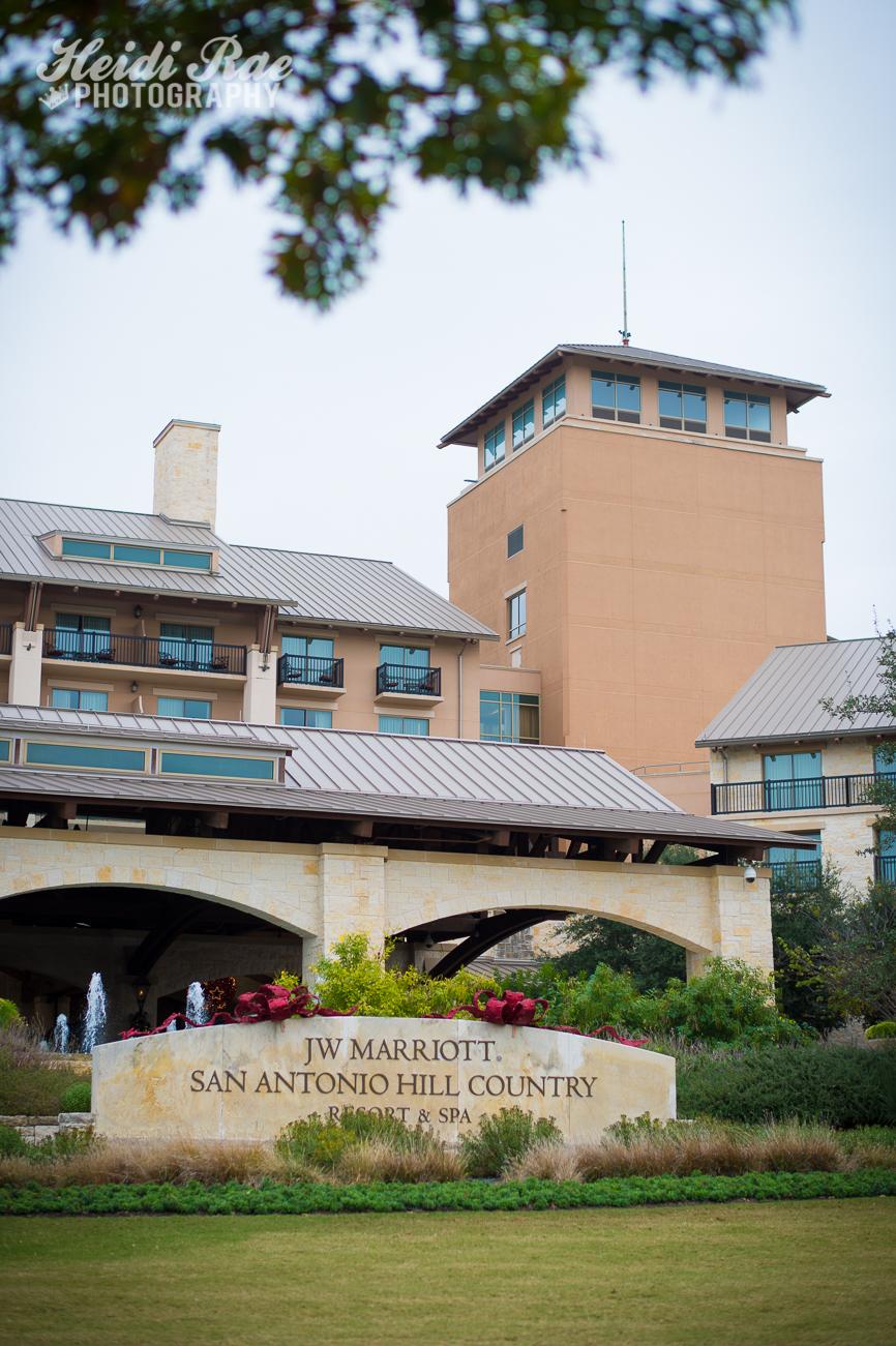 JW Marriott San Antonio